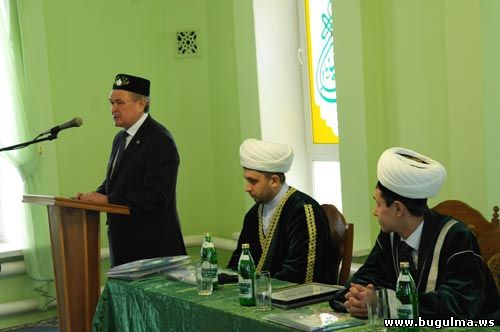 Собрание имамов