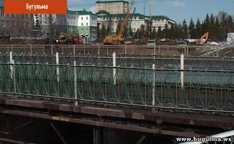 реконструкция моста